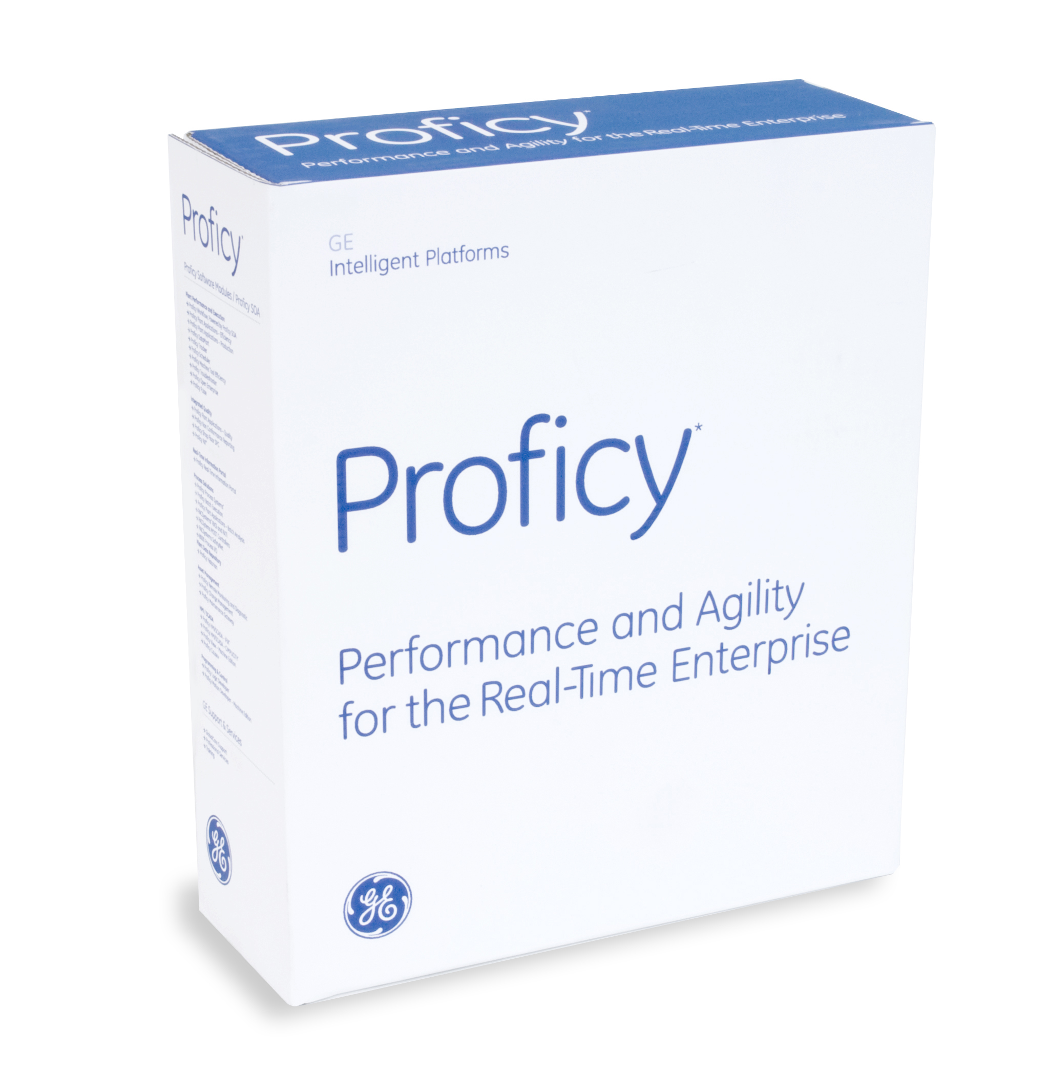proficy software box
