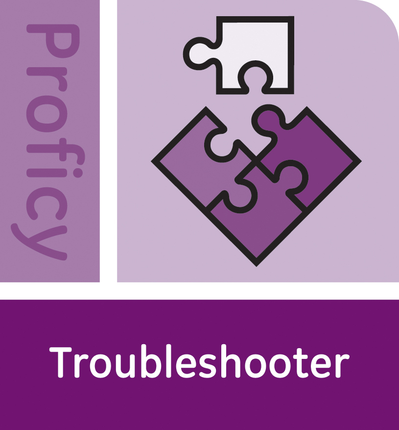proficy troubleshooter