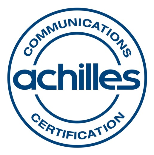 Achilles certified button new
